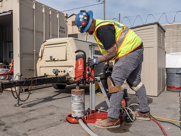 Concrete Coring And Saw Cutting Subsurface Imaging
