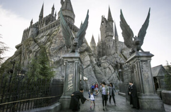 Universal Studios – Harry Potter